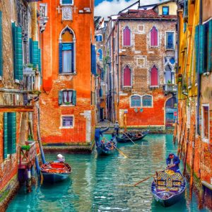 Puzzle Central Venice