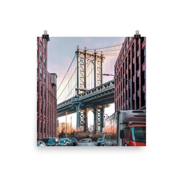 DUMBO (Down Under the Manhattan Bridge Overcrossing)